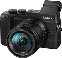 Panasonic Lumix DMC-GX8HEG (Schwarz)