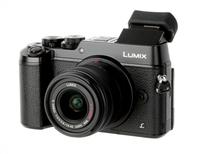 Panasonic Lumix DMC-GX8KEG (Schwarz)