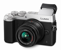 Panasonic Lumix DMC-GX8KEG (Silber)