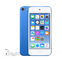 Apple iPod touch 128GB MP4-Player 128GB Blau (Blau)