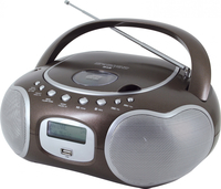 Soundmaster SCD4200BR CD-Radio (Braun)