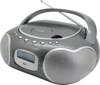 Soundmaster SCD4200TI CD-Radio (Titan)