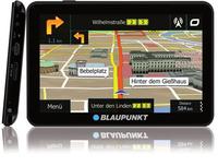 Blaupunkt TravelPilot 54 CE LMU Fixed 5Zoll Touchscreen 153g Schwarz (Schwarz)