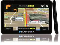 Blaupunkt TravelPilot 74 CE LMU Fixed 7Zoll Touchscreen 276g Schwarz (Schwarz)