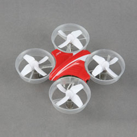 Blade Inductrix RTF Toy quadcopter 150mAh (Rot, Weiß)