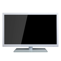 "OK. OLE 24450-W SAT 23.6"" Full HD Weiß LED TV (Weiß)"