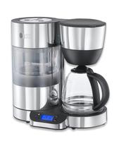 Russell Hobbs 20770-56 Kaffeemaschine (Schwarz, Edelstahl, Transparent)
