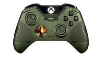Microsoft GK4-00013 Spielkontroller (Grün)