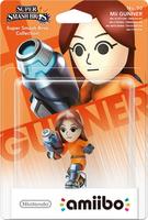 Nintendo Amiibo Smash Mii Gunner Super Smash Bros. (Mehrfarbig)