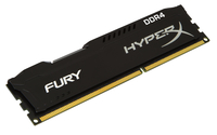 HyperX FURY Memory Black 4GB DDR4 2666MHz Module 4GB DDR4 2666MHz Speichermodul (Schwarz)