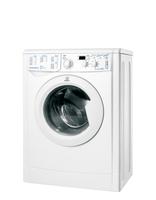 Indesit IWSND 61253 C ECO EU Freistehend 6kg 1200RPM A+++ Weiß Vorderseite (Weiß)