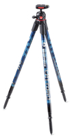 Manfrotto Off Road Digitale Film/Kameras Blau Stativ (Blau)