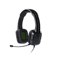 Tritton Kunai Stereophonisch Kopfband Schwarz Headset (Schwarz)