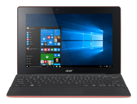 Acer Aspire Switch 10 E SW3-013-13XS (Schwarz, Rot)