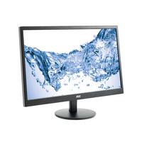 "AOC E2470SWH 23.6"" Schwarz LED display (Schwarz)"