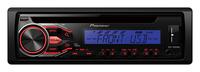 Pioneer DEH-1800UBB Auto-CD/DVD Tuner (Schwarz)