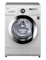 LG F1496TDA3 Freestanding 8kg 1400RPM A+++-10% Weiß Front-load Waschmaschine (Weiß)