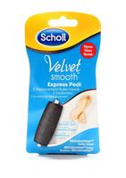 Scholl Velvet Smooth (Schwarz)