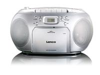 Lenco SCD-42 Silber CD-Radio (Silber)