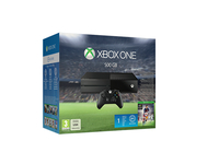 Microsoft Xbox One 500GB FIFA 16 Bundle (Schwarz)