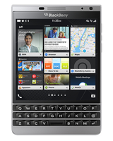 BlackBerry Passport 32GB 4G Silber (Silber)