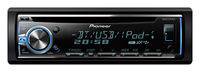 Pioneer DEH-X5800BT Auto-CD/DVD Tuner (Schwarz)