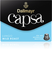 Dallmayr Capsa Lungo Mild Roast (Schwarz, Türkis)