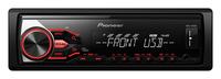 Pioneer MVH-180UB Auto-CD/DVD Tuner (Schwarz)