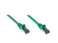 Alcasa 8060-H030G Netzwerkkabel (Grün)