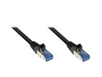 Alcasa 8060-H030S Netzwerkkabel (Schwarz)
