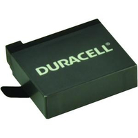 Duracell DRGOPROH4 Action sports camera battery Zubehör für Actionkameras (Schwarz)