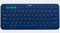 Logitech K380 (Blau)
