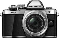 Olympus OM-D E-M10 Mark II + M.ZUIKO DIGITAL ED 14-42mm F3.5-5.6 EZ (Silber)