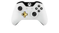 Microsoft GK4-00019 Spielkontroller (Schwarz, Weiß)