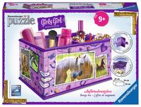 Ravensburger Girly Girl Edition Aufbewahrungsbox Pferde