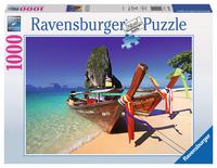Ravensburger Phra Nang Beach, Krabi, Thailand
