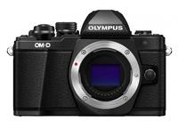 Olympus OM-D E-M10 Mark II + M.ZUIKO DIGITAL EZ-M14-150R Systemkamera 16.1MP 4/3Zoll Live MOS 4608 x 3456Pixel Schwarz (Schwarz)