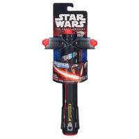 Hasbro Star Wars Das Erwachen der Macht Kylo Ren Ausziehbares Lichtschwert (Schwarz, Rot)