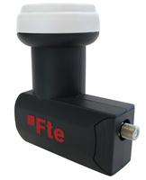 Fte maximal eXcellento HQ Single LNB 11.7 - 12.75GHz Schwarz, Weiß Rauscharmer Signalumsetzer (Schwarz, Weiß)