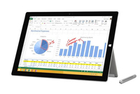 Microsoft Surface Pro 3 128GB Silber (Silber)