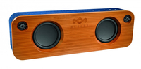 The House Of Marley Get Together Bluetooth (Blau, Holz)