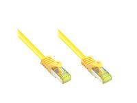 Alcasa 8070R-030Y Netzwerkkabel (Gelb)