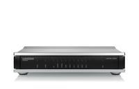 Lancom Systems 1783VA Eingebauter Ethernet-Anschluss ADSL2+ Schwarz, Grau (Schwarz, Grau)