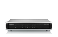 Lancom Systems 1783VAW Dual-band (2.4 GHz / 5 GHz) Gigabit Ethernet Schwarz, Grau (Schwarz, Grau)