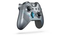 Microsoft GK4-00007 Spielkontroller (Blau, Grau)