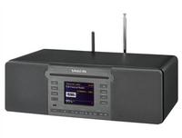 Sangean DDR-66BT (SmartLink 9) 14W Schwarz (Schwarz)