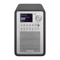 Sangean   WFR-70 Radio (Grau, Silber)