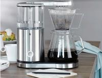 WMF 04 1219 0011 Kaffeemaschine (Edelstahl, Transparent)