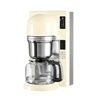 KitchenAid 5KCM0802EAC Kaffeemaschine (Cream)