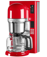 KitchenAid 5KCM0802EER Kaffeemaschine (Rot)